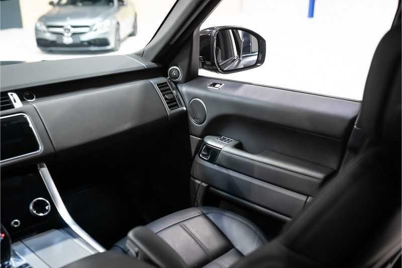 Land Rover Range Rover Sport 3.0 SDV6 HSE Dynamic BTW / ORG SatinBlack Matt / DEALER OND afbeelding 23