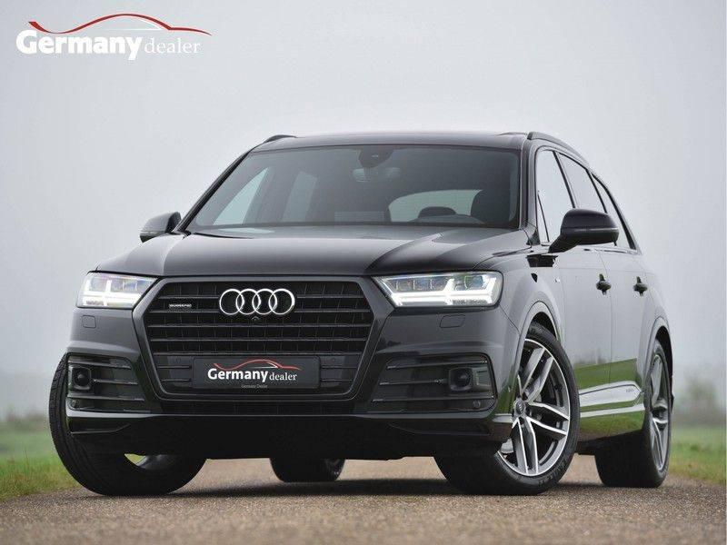 Audi Q7 3.0TDI 272Pk S-Line 7p Quattro Lucht Pano Standk Head-Up 360-Camera 21-Inch Trekh afbeelding 1
