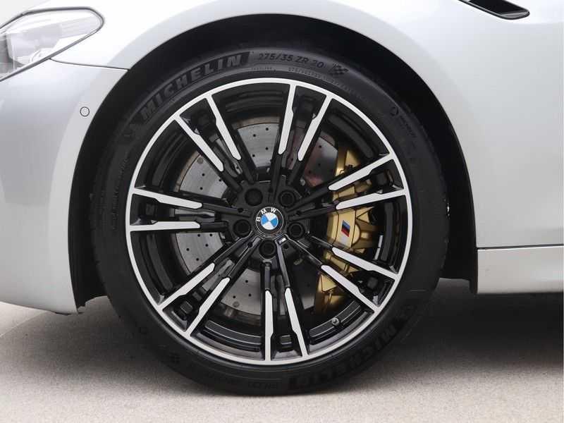 BMW M5 Individual Pure Metal Silver Nw Prijs €. 205.148.- afbeelding 18