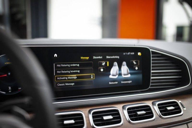 Mercedes-Benz GLS 400d 4MATIC *Pano / Massage / Burmester / Distronic Plus* afbeelding 16