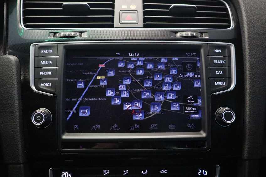 "Volkswagen Golf 1.4 TSI GTE MARGE! Navigatie ClimateControl CruiseControl 18""LM afbeelding 9"