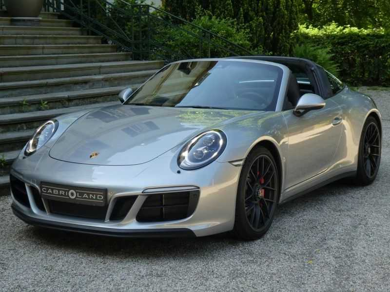 Porsche 911 3.0 Targa 4 GTS afbeelding 13