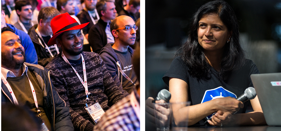 Kubernetes Conference Gallery