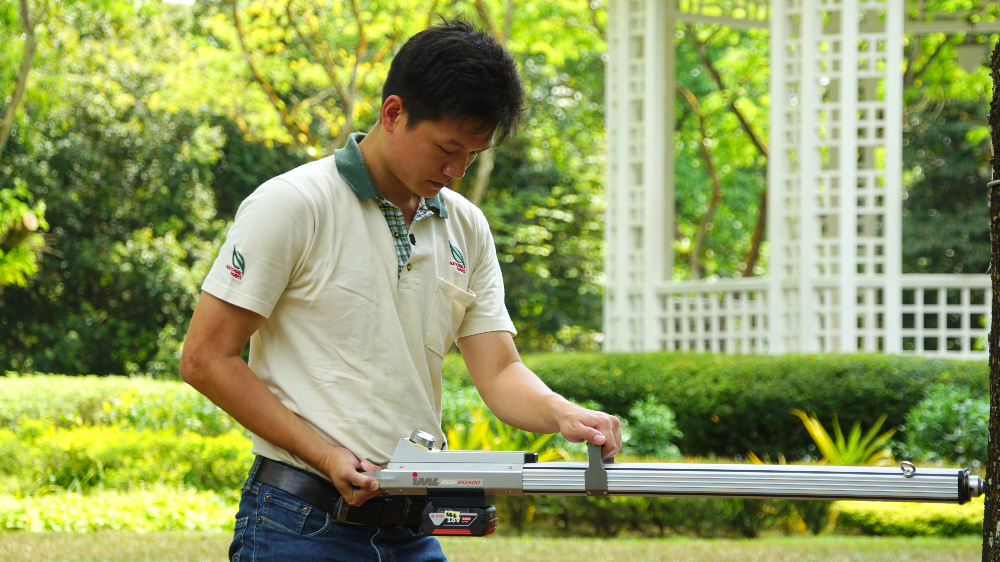 Resistograph - How tech is changing the way Singapore manages parks and gardens