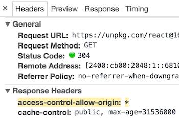 Access-Control-Allow-Origin: *