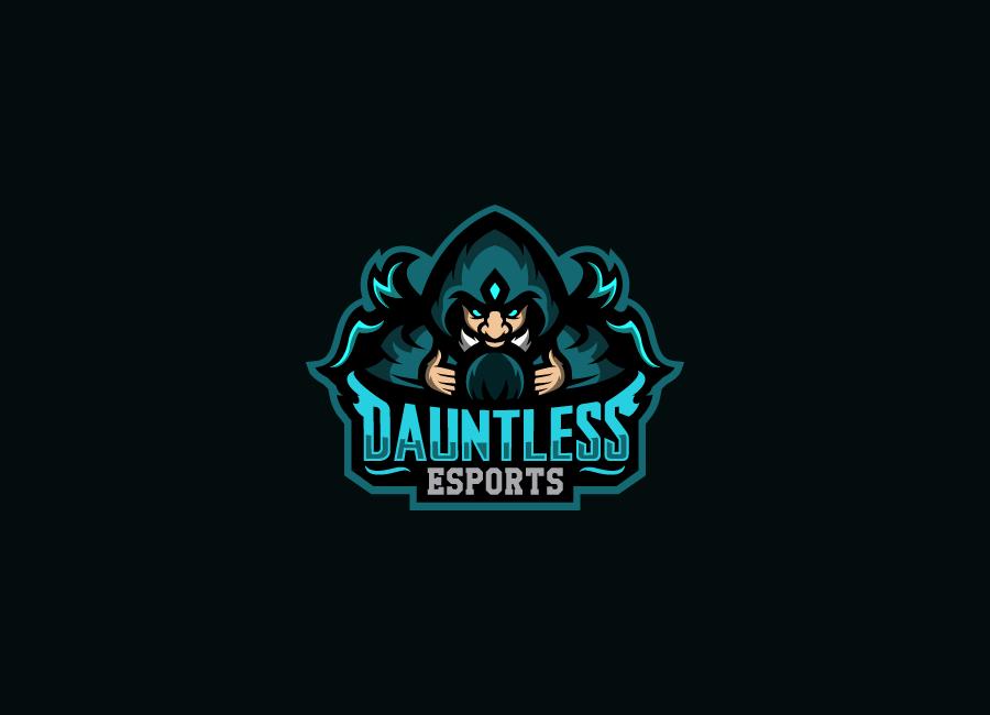 Dauntless Esports logo