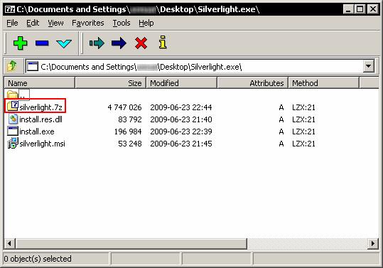 Silverlight Installer