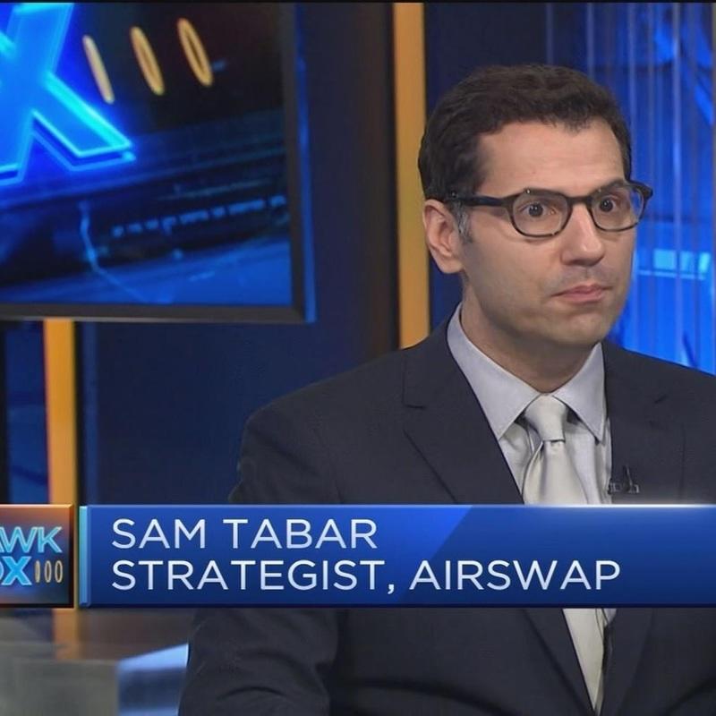 Decentralised exchanges and AirSwap