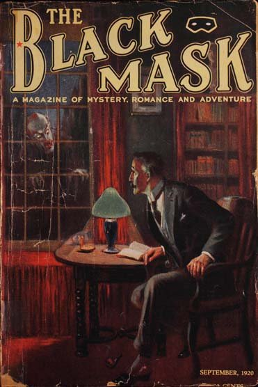 The Black Mask magazine