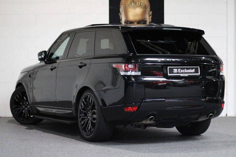 Land Rover Range Rover Sport 3.0 SDV6 HSE Dynamic Pano, Black pack afbeelding 2