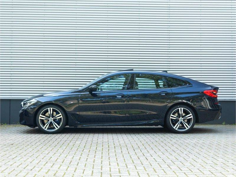 BMW 6 Serie Gran Turismo 630i High Executive - Luchtvering - Facelift - Driving Ass Prof afbeelding 7