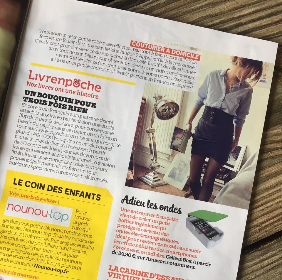 Article sur les retoucheurs à Paris