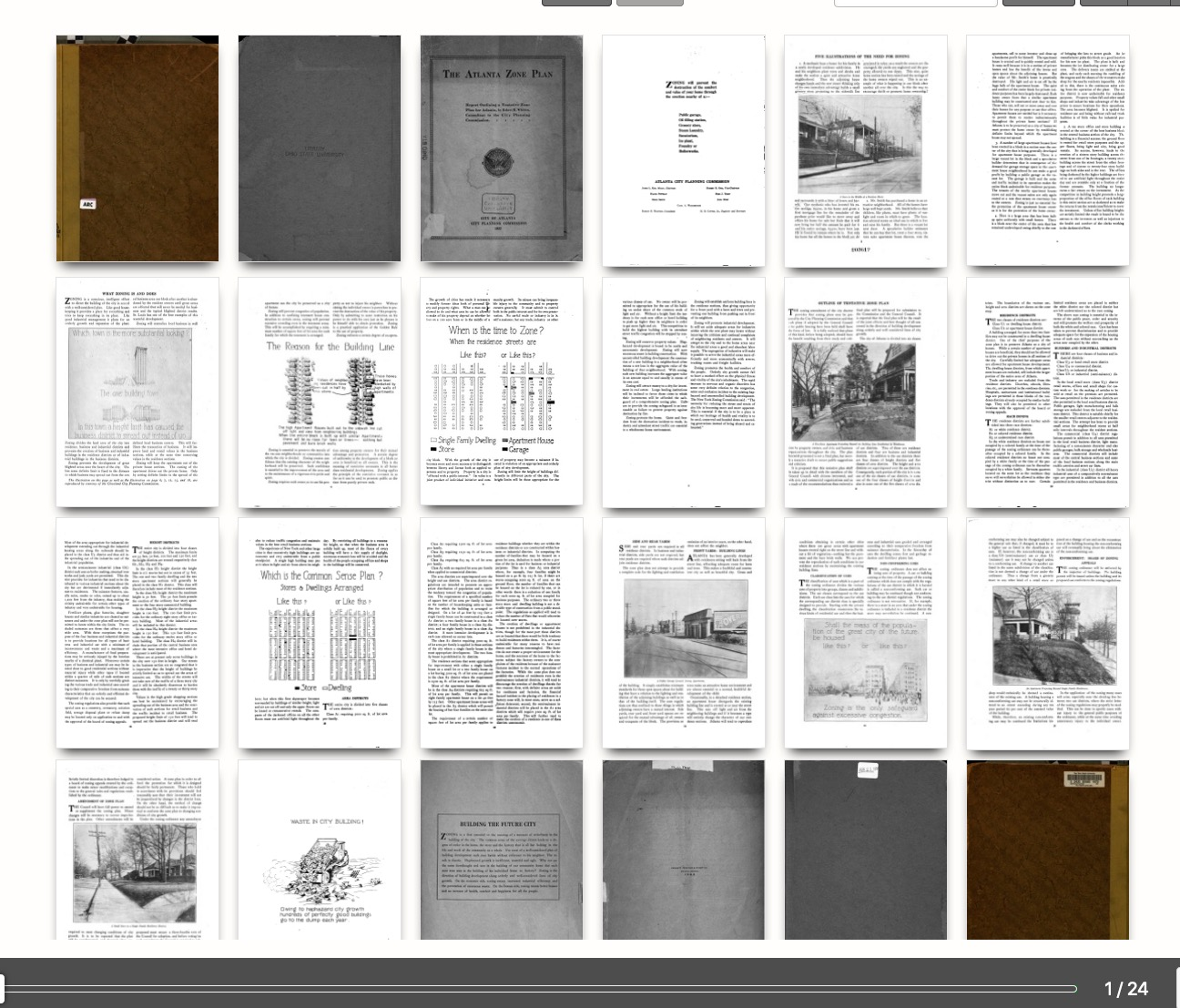 15 pages of text