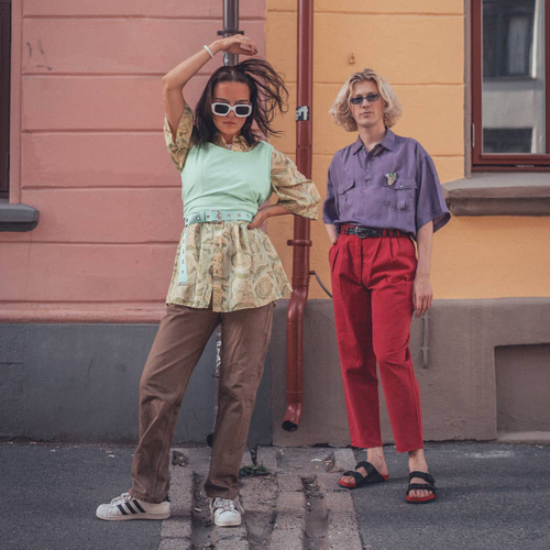 Vi har åpent som vanlig i sommer. 11.00 - 18.00 mandag -lørdag  #vintagewear #vintagestyle #vintage #vintageshades #visitløkka #oslo #sommer2020 #grünerløkka