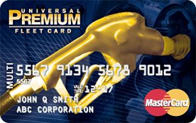 Fleetcor universal premium