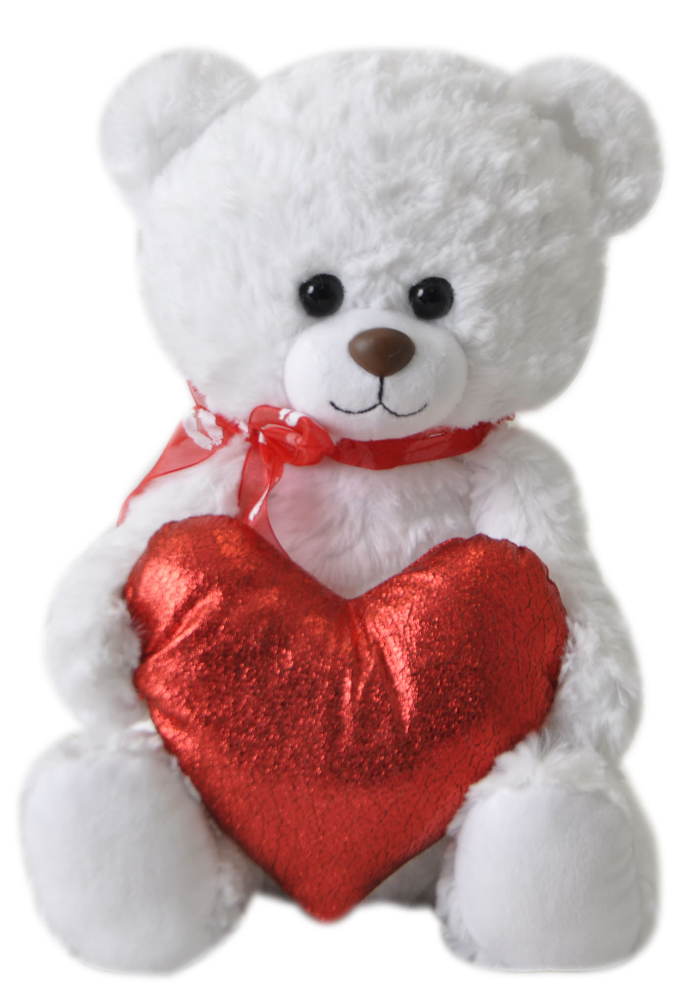 "The Petting Zoo: 15"" Val White Bentley Bear"