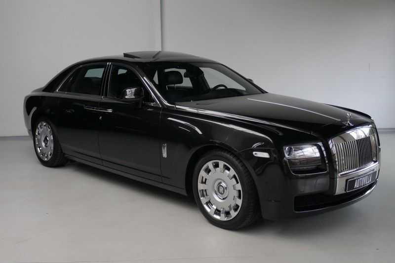 Rolls-Royce Ghost 6.6 V12 Panodak - orig NL auto afbeelding 12