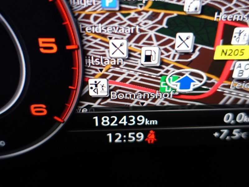 Audi Q7 3.0 TDI (SQ7) 300PK Quattro S-Line 7pers Autom- Pano, Virtual Cockpit, Bose, Head-up, Full! afbeelding 15