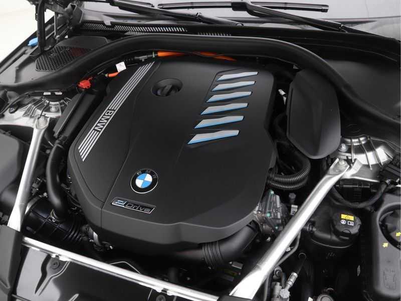 BMW 5 Serie Sedan 545e xDrive High Executive Edition afbeelding 11