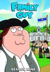 cover Family Guy - S9