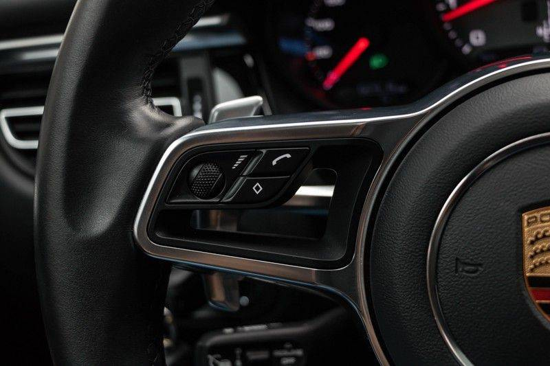 Porsche Macan 3.0 S 354pk PDK Black Design Nieuw Model (Krijt) Luchtvering Panoramadak ACC Sportleder+Memory Full-Led Bochtenverlichting Navi/High Privatglass AppleCarplay 21'' Camera Pdc Trekhaak afbeelding 19