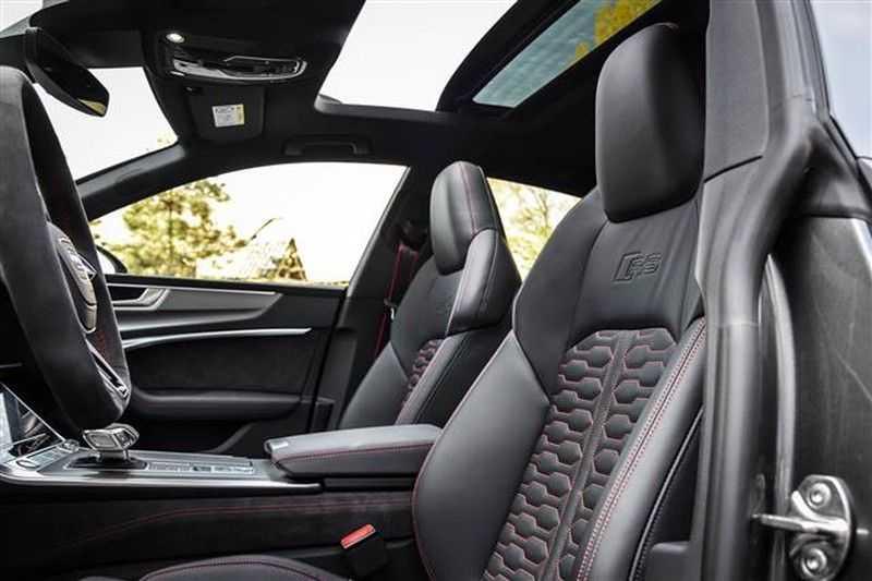 Audi RS7 DYNAMIC PLUS+PANO.DAK+DESIGNPAKKET (600 PK) afbeelding 6