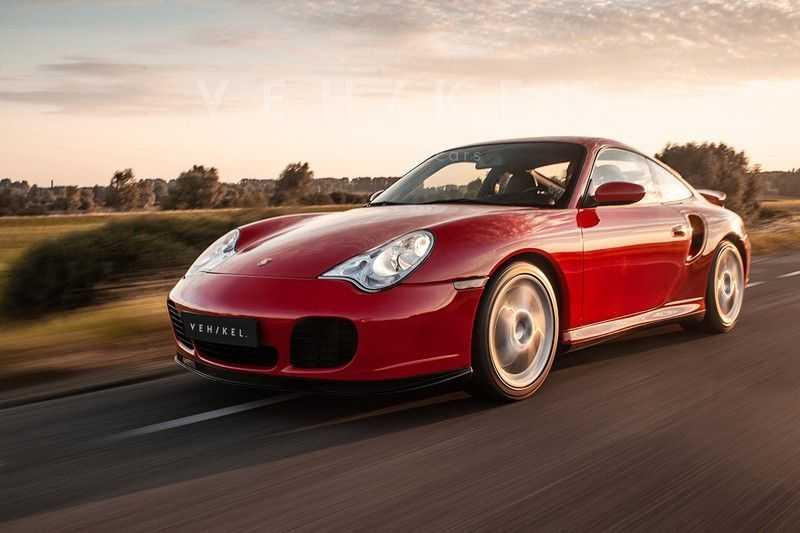 Porsche 911 3.6 Coupé Turbo // Eerste eigenaar // Originele lak afbeelding 3