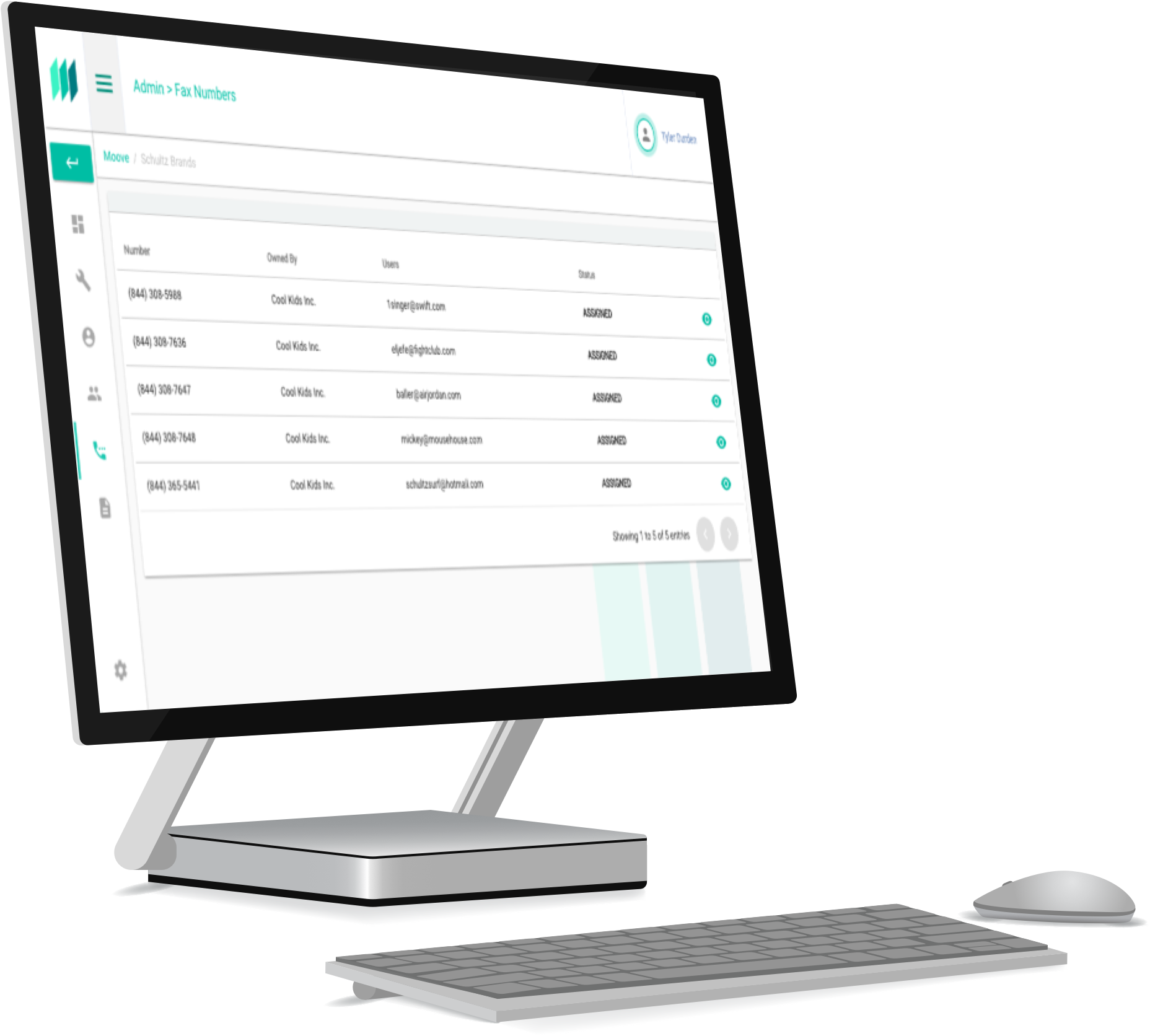 online faxing service