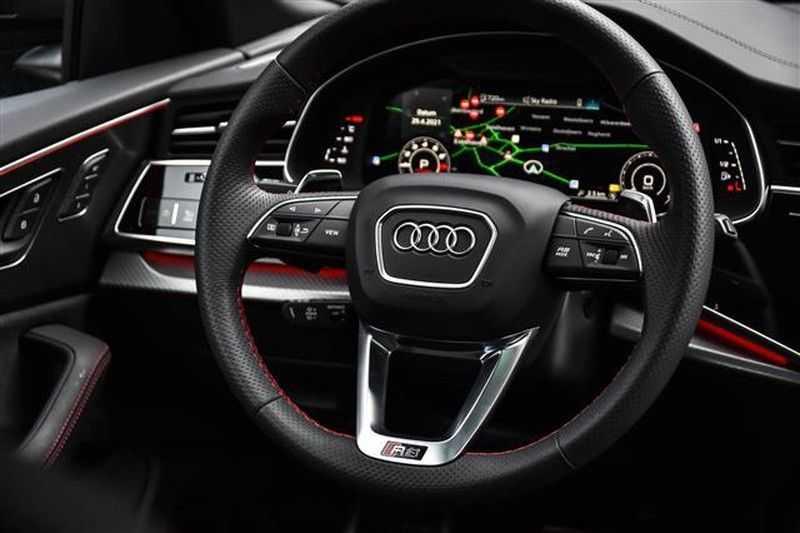 Audi RS Q8 DYNAMIC PLUS+PANO.DAK+MASSAGE+23INCH NP.255K afbeelding 20