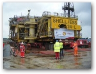 Shell Inde - Newcastle - Lima Topside  » Click to zoom ->