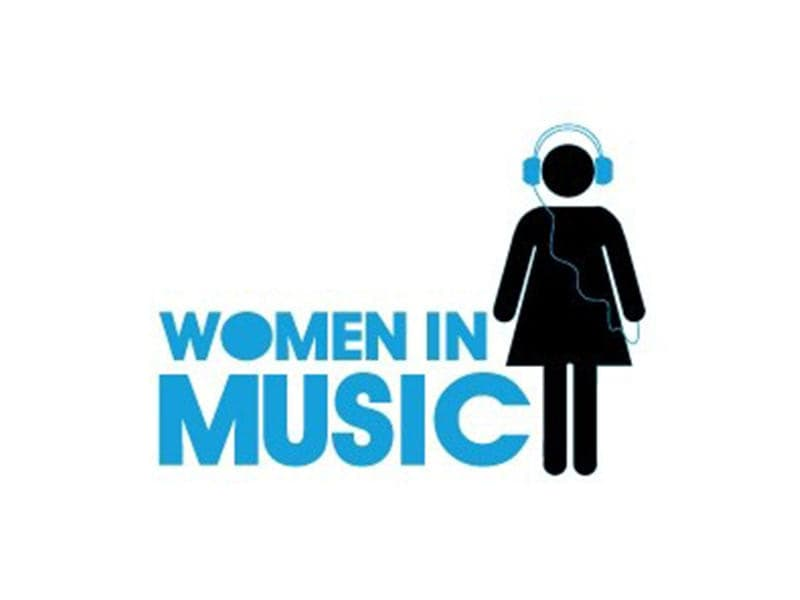 logo for women in music