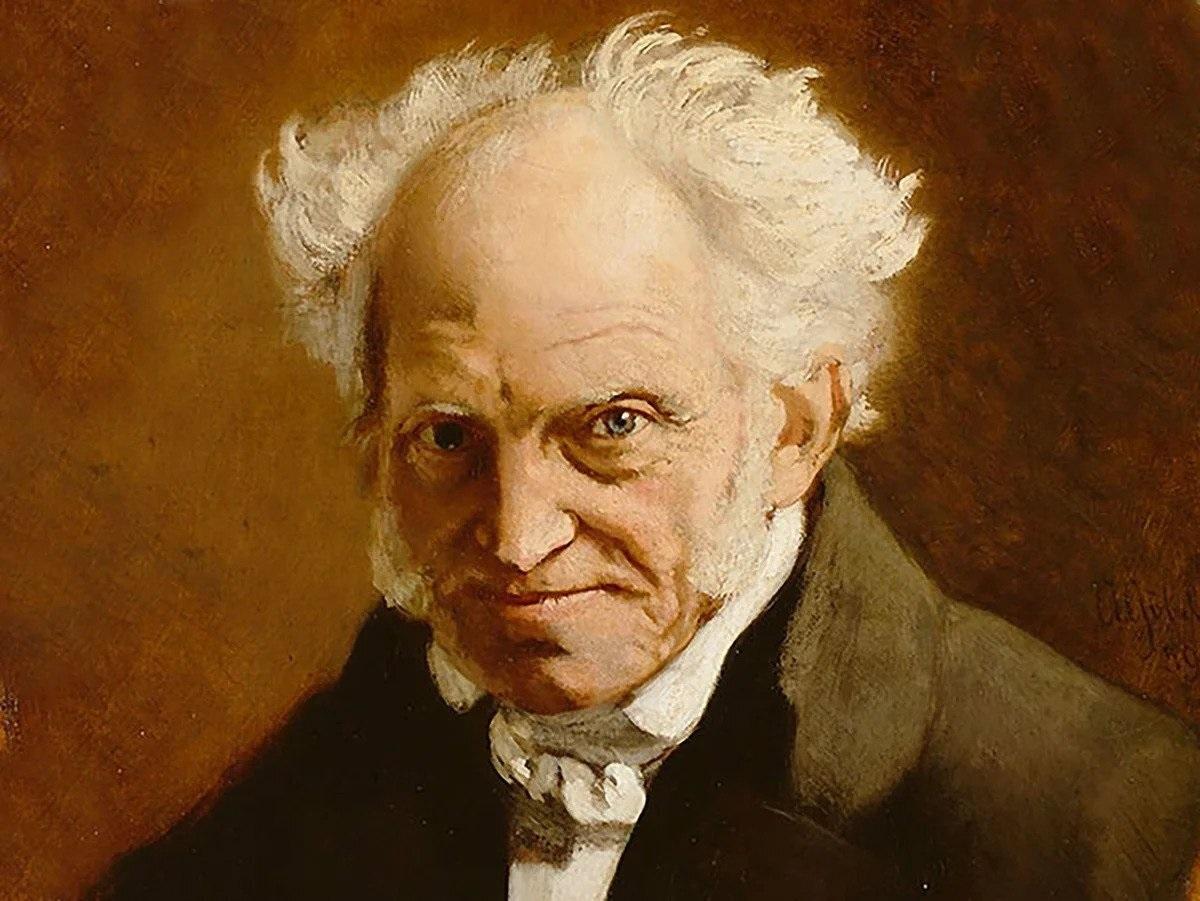Артур Шопенгауэр называл существующий мир «наихудшим из возможных миров», за что получил прозвище «философа пессимизма». Портрет кисти художника J. Schäfer, 1859 год, источник: de.m.wikipedia.org