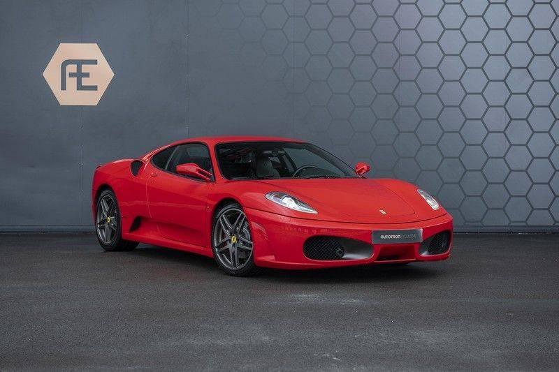 Ferrari F430 F1 Coupe Rosso Corsa + Excellent Condition afbeelding 7