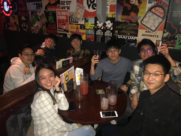 wait...the asian folk turned up?