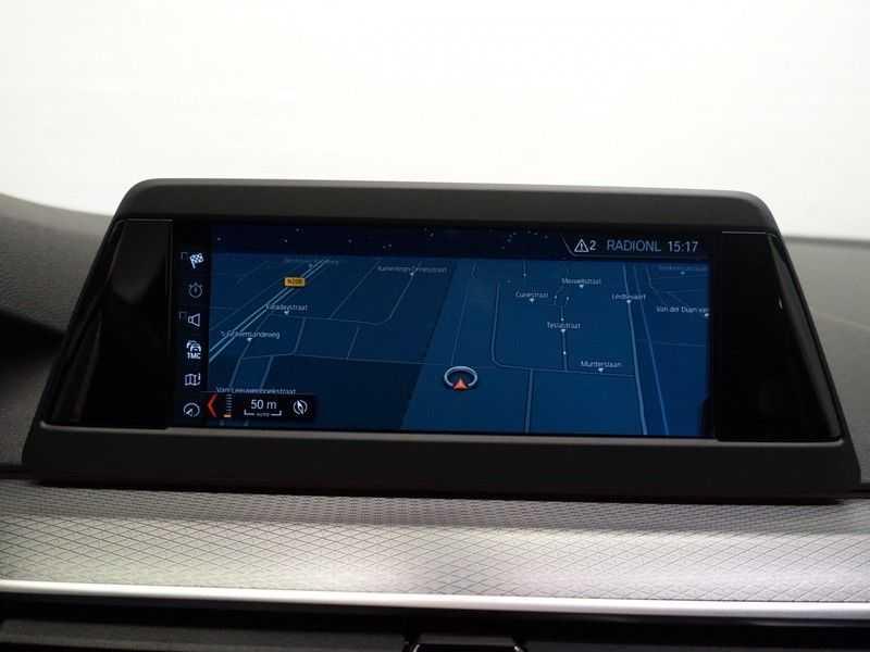 BMW 5 Serie Touring 520i High Exe 210pk M- Perfomance Powerkit- Pano, Leer, Full afbeelding 11