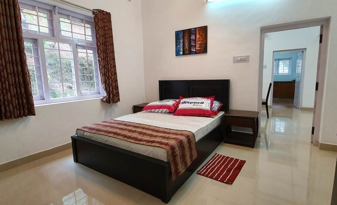 Quail Hill Carmel House Bedroom