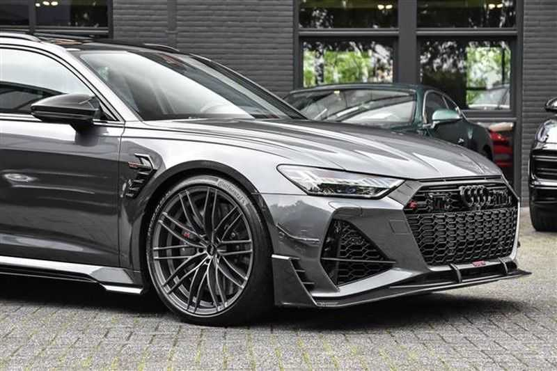 Audi RS6 RS6R ABT LIMITED 1/125 (740 PK / 920 NM) NP.305K afbeelding 9