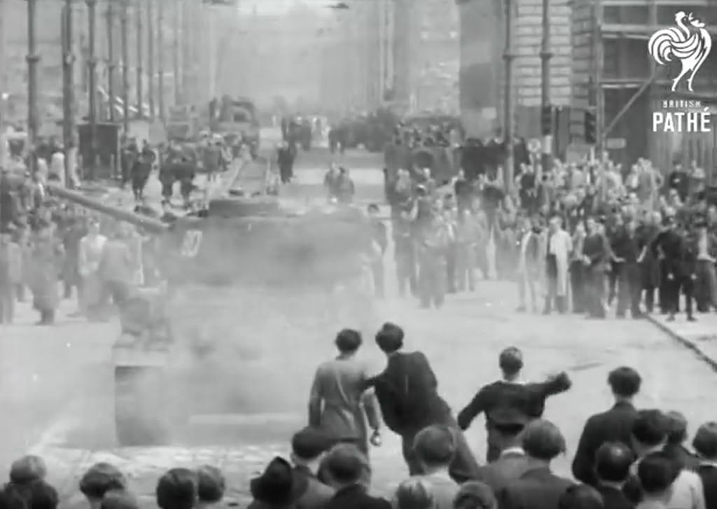 Berlin-Riots