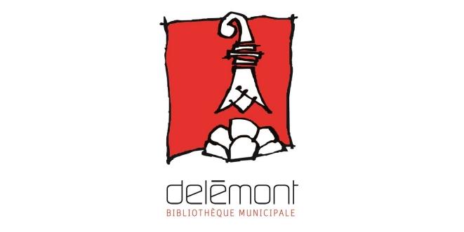 Logo Public Library of Delémont