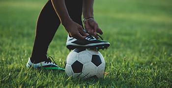 Football at Potters Resort