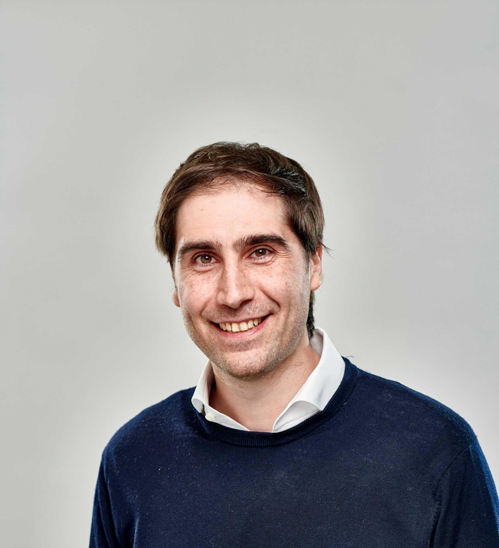 Richard Fattal, CCO of Zencargo