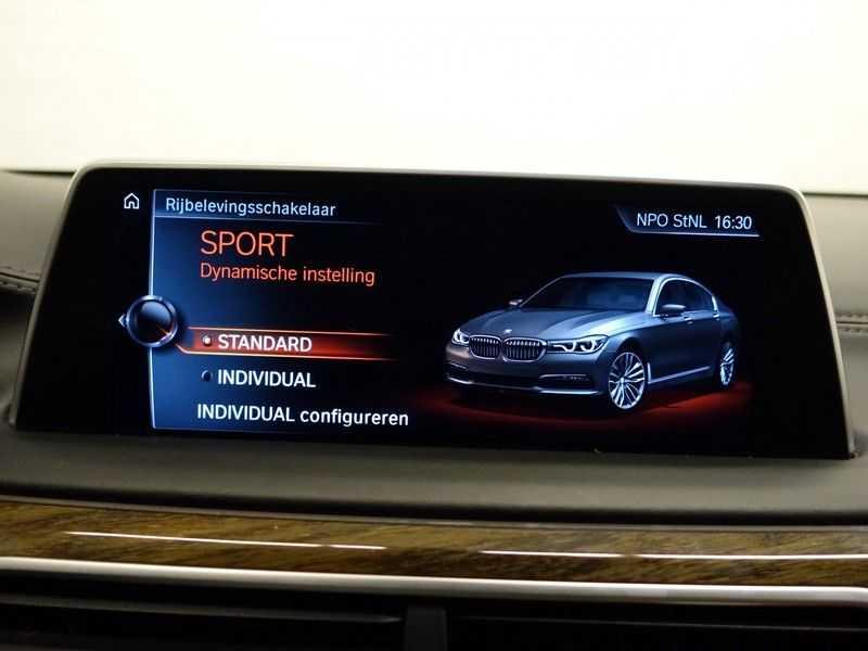 BMW 7 Serie 730d XDrive M-Sport Individual 266pk Aut- Alle mogelijke optie's- nwpr 153.866,- afbeelding 8