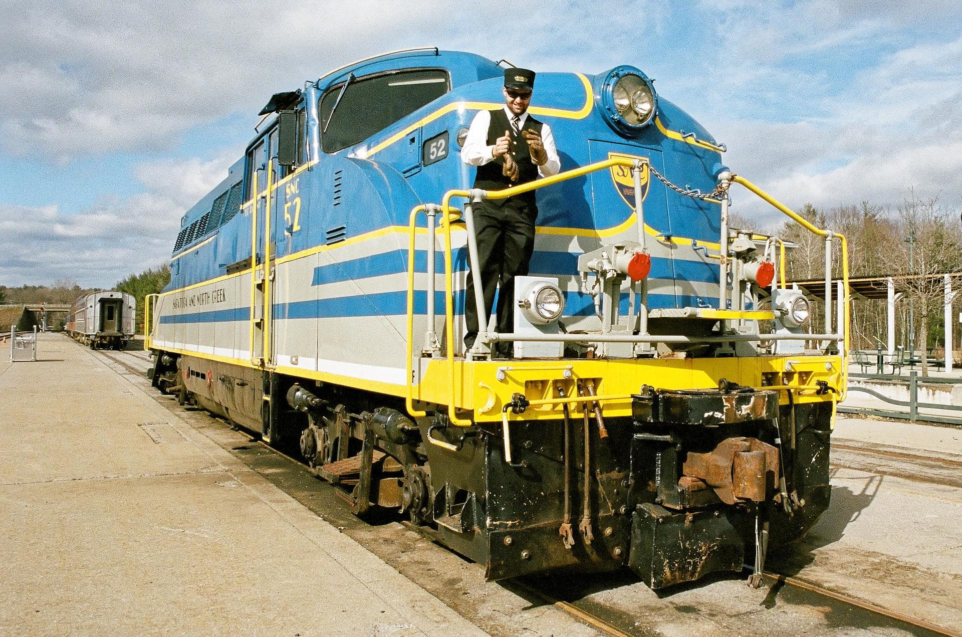 图 4: S&NC 铁路的最后一天,Minolta a-7, Minolta AF 24-50/4, Kodak Porta 400.