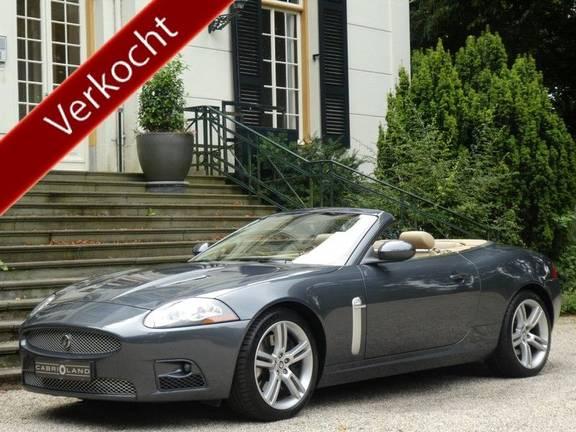 Jaguar XKR 4.2 V8 Convertible