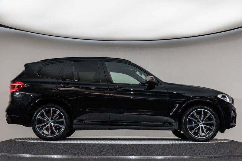 "BMW X3 M40i xDrive 360pk Panoramadak VirtualCockpit ShadowLine Sportleder Hifi AmbientLight 20"" Camera ParkAssist Pdc afbeelding 12"