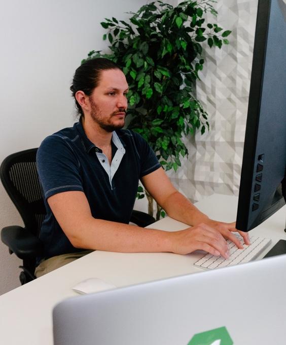 Micah - Boulder Engineer