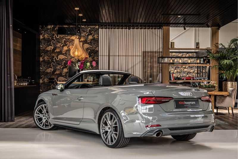 Audi A5 Cabriolet 45 TFSI Sport | S Line | Tour | Sportstoelen | Matrix Led afbeelding 2