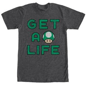 Mario Gets Life - T Shirt