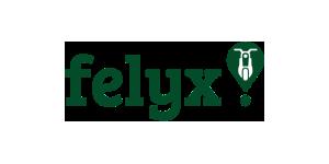 Felyx logo.