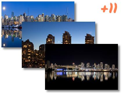 Vancouver theme pack
